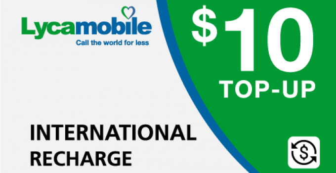 How to do Lycamobile Quick Recharge