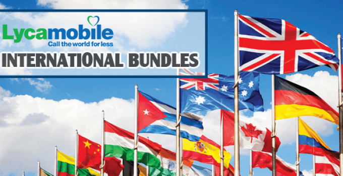 Lycamobile International Bundles- Choose Best One That Suits You