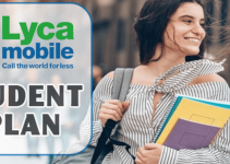 Lycamobile UK Student Plans £ 10.00 to £ 25.00