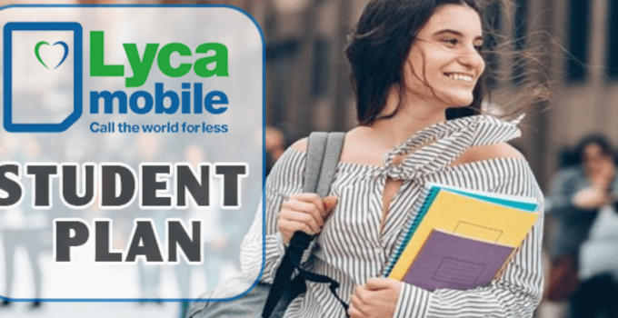 Lycamobile Student Plan With Full Detail 2019