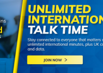 Lycamobile Unlimited International Talk Time