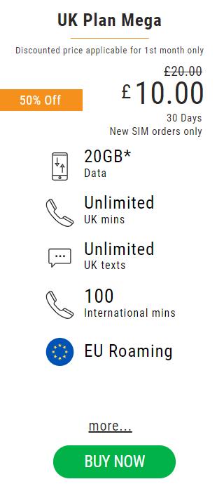 UK Plan Mega