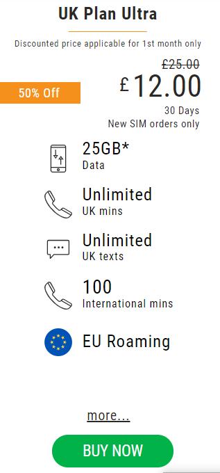 UK Plan Ultra