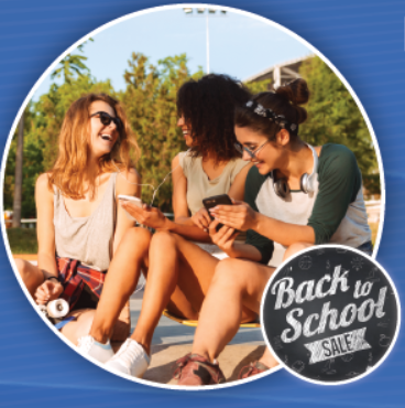 5GB in $29 Back to School Lycamobile Unlimited Talk,Text and Data USA