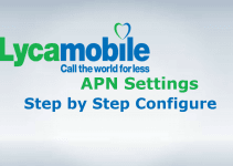 Lycamobile Australia APN Settings For Android & iPhone/iPad
